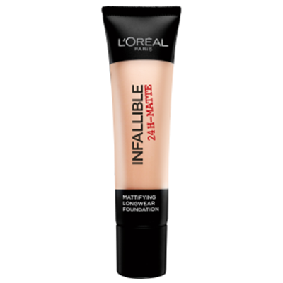 LOreal Paris Infallible Matte Foundation x3 shades