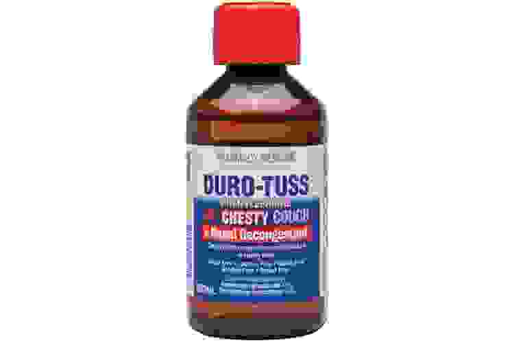 Duro Tuss PE Chesty Cough + Nasal Decongestant 200ml
