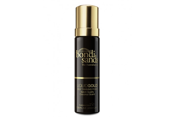 Bondi Sands Liquid Gold Self Tanning Foam 150ml