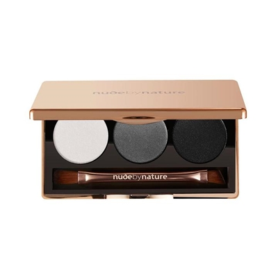 Nude by Nature Natural Illusion Eyeshadow Trio x2 shades