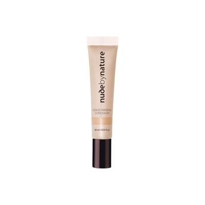 Nude by Nature Liquid Mineral Concealer x3 shades