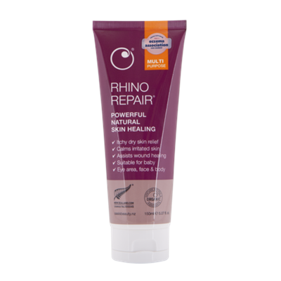 Oasis Sun Rhino Repair Powerful Natural Skin Healing Cream 150ml