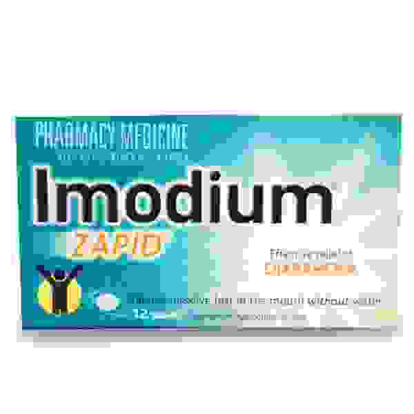 Imodium 2mg Zapid 12 Tabs