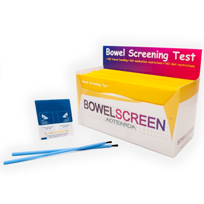 Bowel Screen Aotearoa Bowel Screen Kit