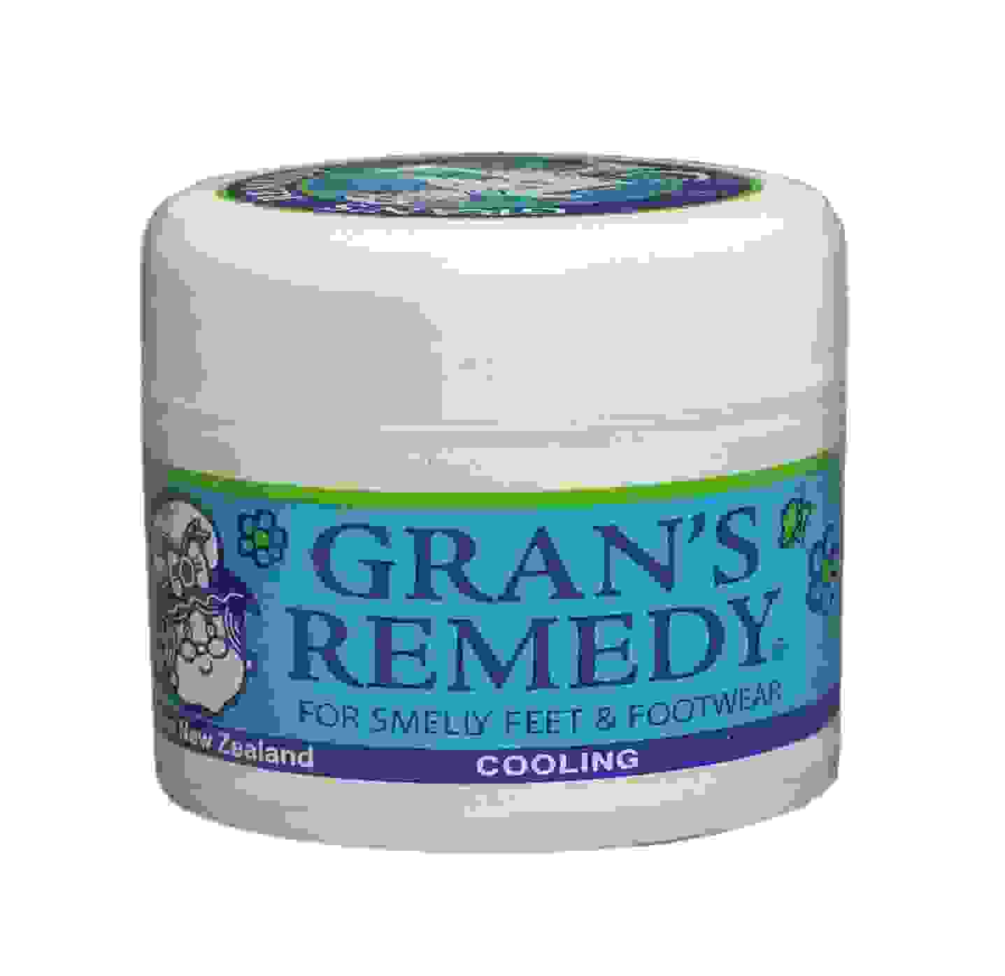 Grans Remedy Foot Powder Cooling Flavour (1.8oz/50g)