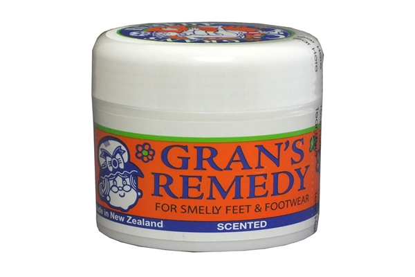Grans Remedy Foot Powder Scented Flavour (1.8oz/50g)