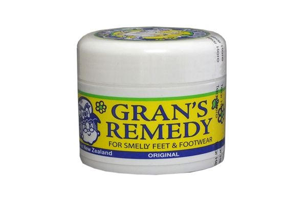 Grans Remedy Foot Powder Original Flavour (1.8oz/50g)