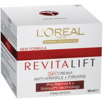 LOreal Paris Revitalift Day Cream