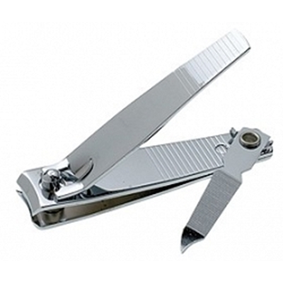 Manicare Toenail Clippers Chrome
