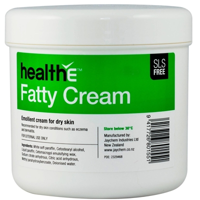 healthE Fatty Cream 500g Tub
