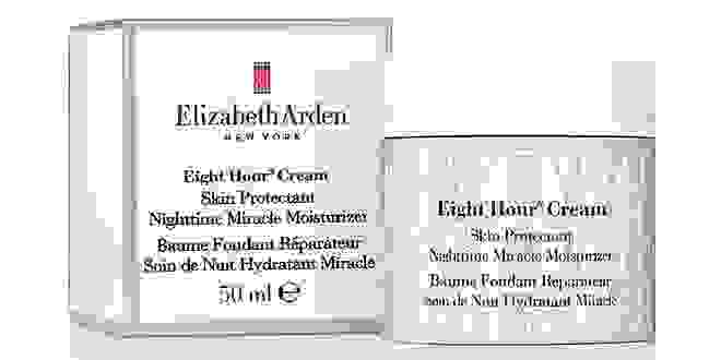 Elizabeth Arden Eight Hour Cream Skin Protectant Nighttime Miracle Moisturizer