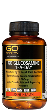 GO Healthy GO Glucosamine 1-A-Day 60 Caps