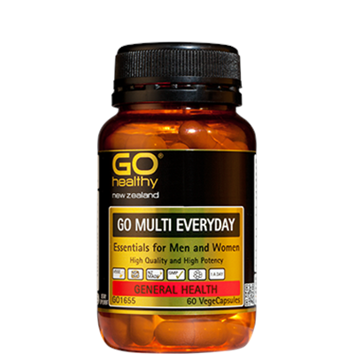 GO Healthy GO Multi Everyday 60 VCaps