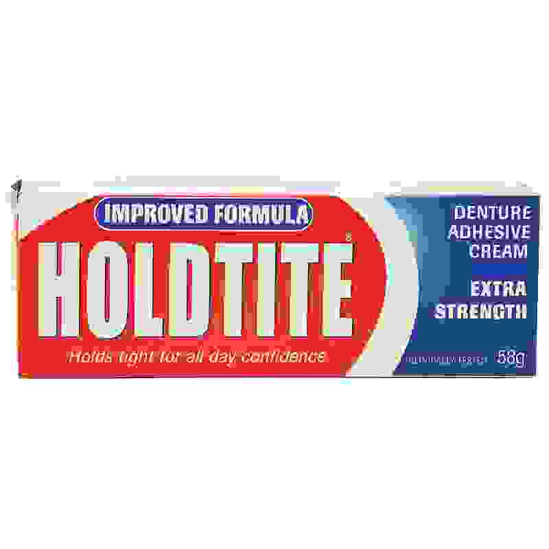 Holdtite Denture Hold Cream 58g