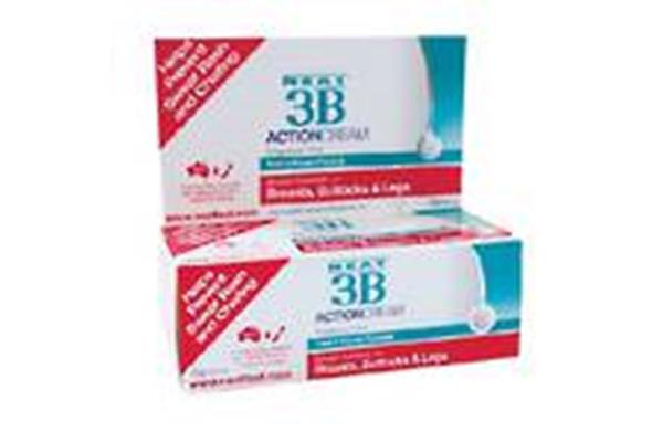 Eclipse Online Pharmacy Nz Neat 3b Action Cream Chafing Sweat Rash Treatment 75g